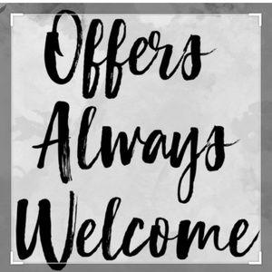 Denim - ❣️❣️Accepting Offers ❣️❣️